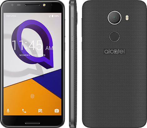 alcatel a30 fierce :: full phone specifications :: manual