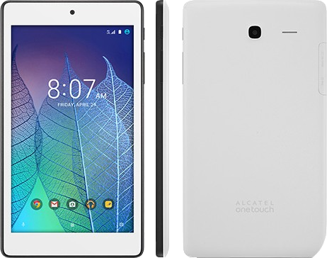 Alcatel Pop 7 LTE 9015W Manual / User Guide Instructions Download