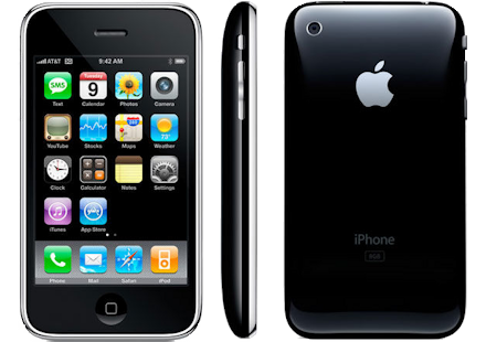 Apple iPhone 3G 16GB Full phone specifications :: Manual ...