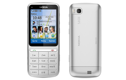 Nokia C3-01 Touch and Type C3-01 Touch and Type, C3-01.5 ...
