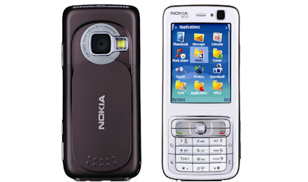 imichat for nokia n73 display