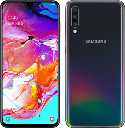 Samsung Galaxy A70 Sm A705f Sm A7050 Sm A705fn Manual User Guide Instructions Download Pdf Device Guides Manual User Guide Com